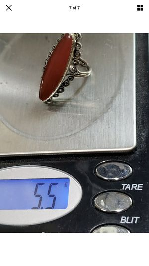 BEAU STERLING SILVER RING FILIGREE SOUTH WEST NATIVE STYLE for Sale in Woodstock, GA