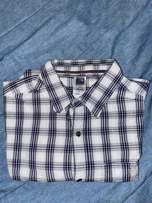 The north face men's short sleeve shirt for Sale in Durham, NC