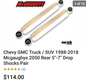 Mcgaughys shocks for Sale in Santa Paula, CA
