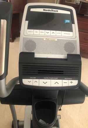 Nordic track elliptical for Sale in Smithfield, VA