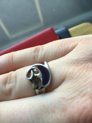 Dolphin mood ring for Sale in Boston, MA