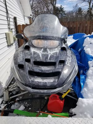 2005 polaris edge touring550 2up snowmobile for Sale in Framingham, MA
