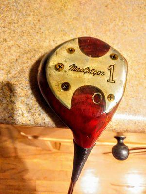 Vintage Macgregor 1 wood golf club for Sale in Kenmore, WA