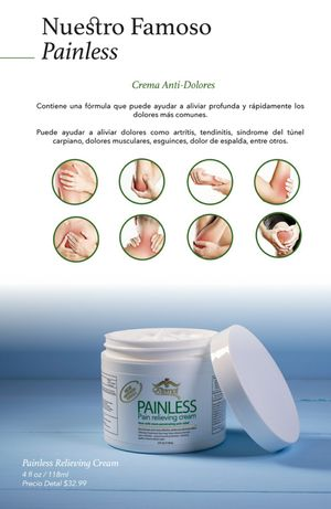 Painless lotion for Sale in Montclair, CA