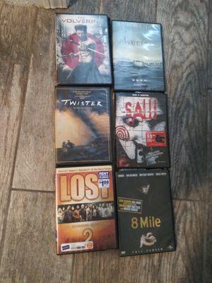Películas DVD check mi página for Sale in Richmond, CA