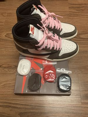 Air Jordan 1 High Retro Travis Scott Size 8.5 for Sale in Channelview, TX