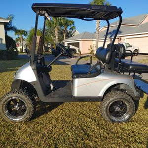2010 Ezgo Rxv 48 Volt Golf Cart for Sale in Port St. Lucie, FL