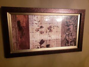 Framed picture for Sale in Atlanta, GA