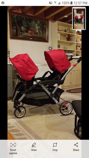 Contours double stroller, Options LT for Sale in Virginia Beach, VA