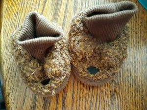 Dog or bear slippers for Sale in Bear Lake, MI