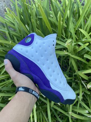 Lakers 13 size 9.5 for Sale in Roseville, CA