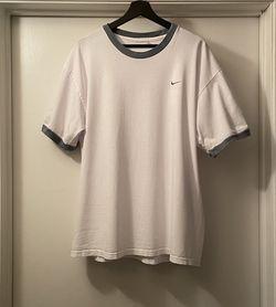 Nike Mini Swoosh Ringer T Shirt - XL for Sale in Houston,  TX
