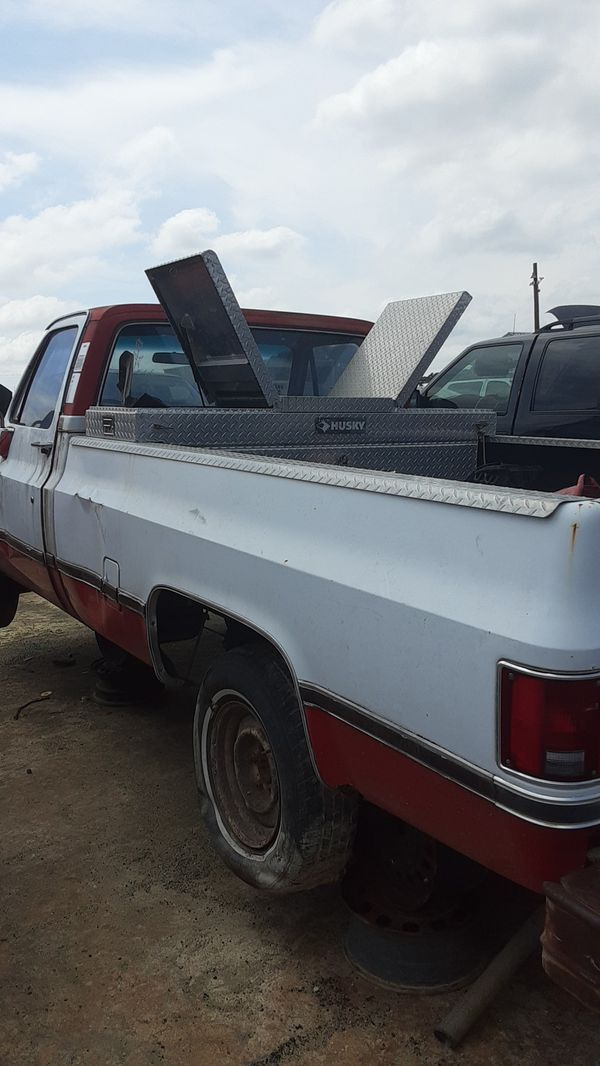 1984 GMC Pickup for parts