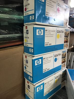 I have toner for Hp printers for Sale in Richmond, CA