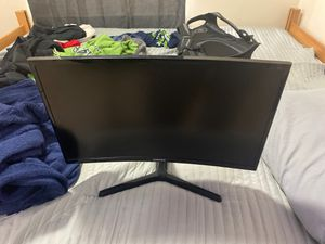 Samsung monitor for Sale in Fort Worth, TX