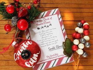 Santa's Surveillance Kit for Sale in Fullerton, CA