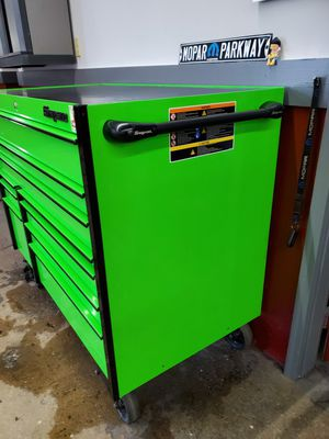 Snap on tool box only for Sale in Boston, MA