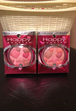 2 Physicians Formula Happy booster blush for Sale in Hamburg, NY