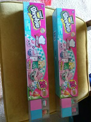 Two boxes if Shopkins season 6 for Sale in BALTIMORE, MD