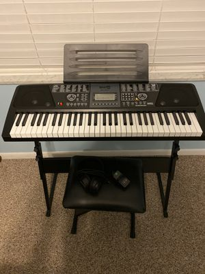 RockJam RJ-561 Electronic Piano Keyboard for Sale in Inverness, FL