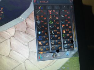 Rs3 RuneScape 3 account from 2008. Rare items, 35m for Sale in Gainesville, FL