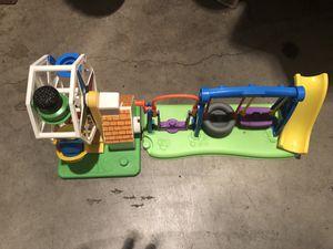 Little People Swing Set and Ferris Wheel for Sale in Beaverton, OR