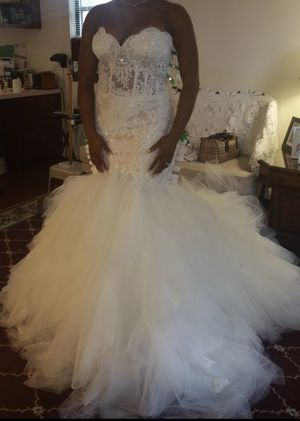 Klienfeld Bridal Wedding Dress for Sale in Williamstown, NJ