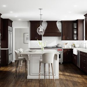 Dark Kitchen Cabinets for Sale in Cleveland, OH