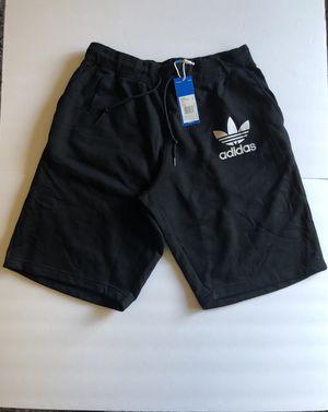 Brand New Men's Adidas Original Shorts XLarge Black for Sale in Detroit, MI