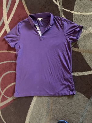 Burberry men's shirt xl for Sale in Sunnyvale, CA