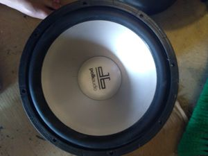 "2 - 12"" Polk Audio subs in closed box for Sale in Escondido, CA"