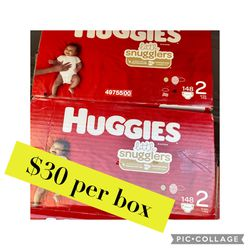 Huggies Size 2 for Sale in Long Beach,  CA