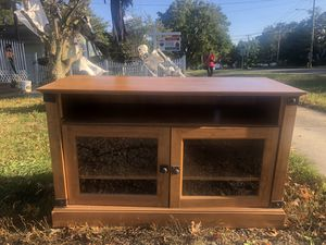 TV stand / entertainment center for Sale in Stratford, CT