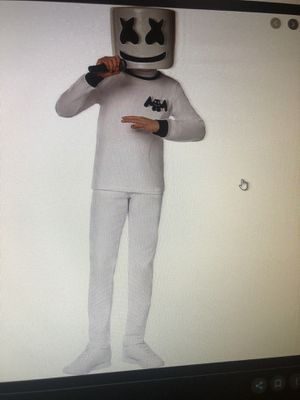 Dj Marshmello costume from party city for Sale in Downey, CA