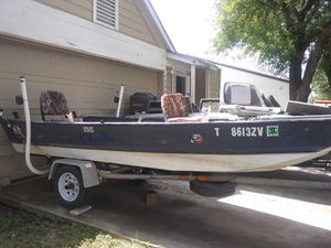 14 Ft. Aluminum Boat for Sale in San Antonio, TX
