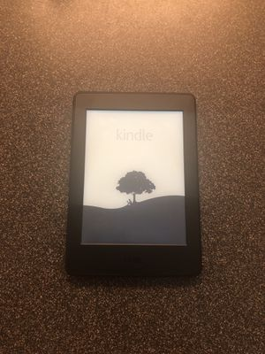 Kindle Paperwhite 3rd Gen (7th Gen) E-Reader w/ WiFi for Sale in San Diego, CA
