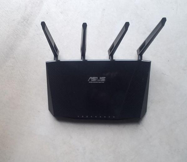ASUS RT-AC87R Wireless-AC2400 Dual Band Gigabit Router