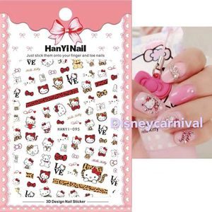 Hello Kitty Nail Sticker for Sale in Silver Spring, MD