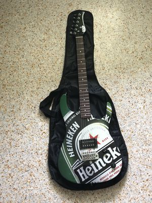 ESP Heineken Limited addition electric guitar for Sale in Miami, FL