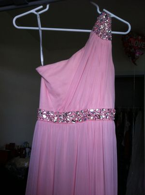 Pretty pink prom dress for Sale in Brawley, CA