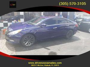 2012 Hyundai Sonata for Sale in Hialeah, FL