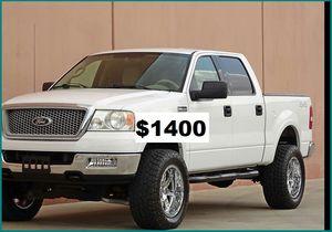 Price$1400 Ford F-150 Lariat for Sale in Sacramento, CA