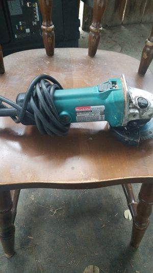 Makita grinder for Sale in Palmdale, CA