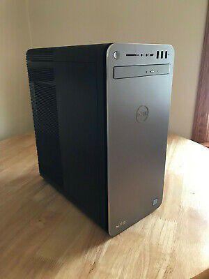 Dell XPS 8930 Gaming Desktop PC - i7-8700 - GTX 1050 Ti - 16GB DDR4 - 1TB + Warranty for Sale in Springfield, VA