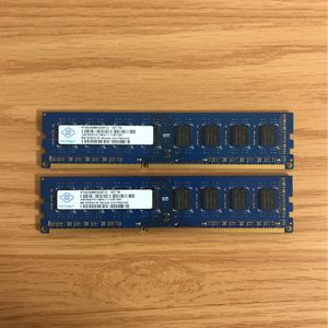 Nanya 4GB 2x8 for Sale in Strongsville, OH