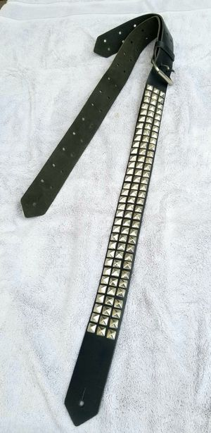 Vintage Heavy Metal Studded Guitar Strap for Sale in San Diego, CA