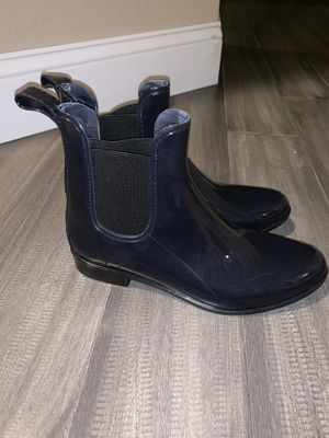 Dark blue Nine West rubber rain boots for Sale in Fort Myers, FL