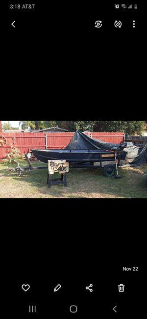 Fishing Boat $800 OBO for Sale in Bakersfield, CA