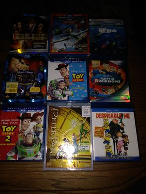 19 Blu-ray Movies for Sale in Patterson, CA