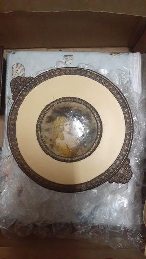 Estasy 1930 Far Away antique trinket box for Sale in Palmetto, FL
